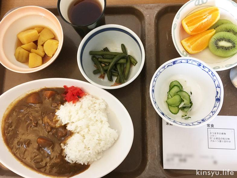 新百合ヶ丘総合病院の産婦人科の食事(昼食)