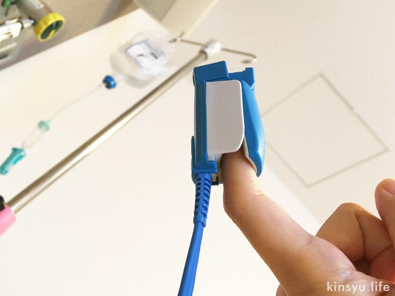 酸素濃度を測る装置