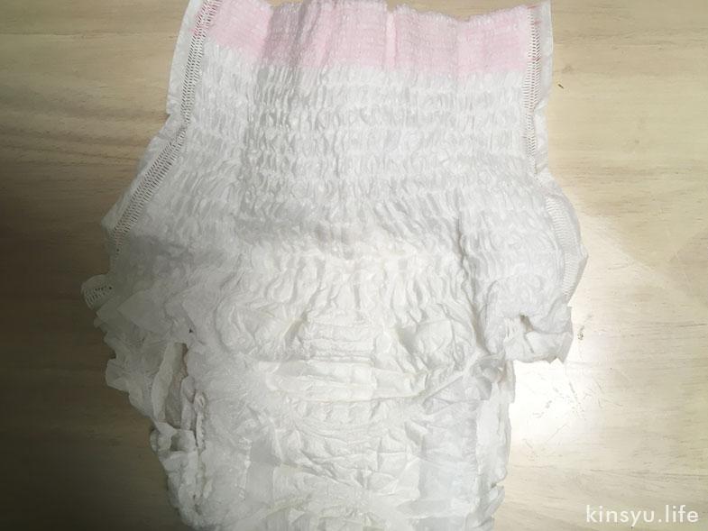 オムツ型ナプキン